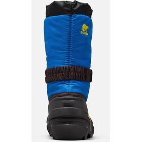 Sorel Flurry Boots Youth black/super blue